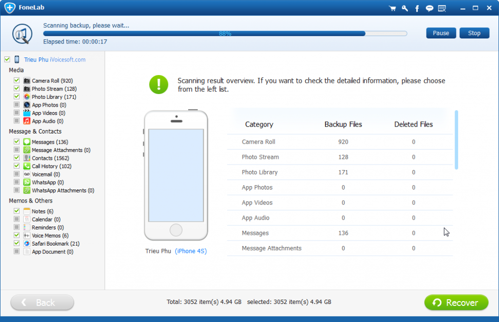 Aiseesoft FoneLab 8 – a brand new iOS Data Recovery on Windows