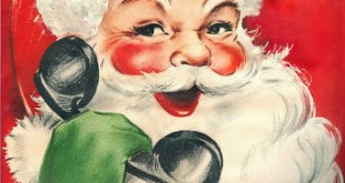 Make children believe that Santa Claus exists with surprising calls