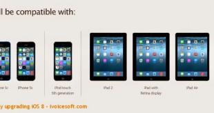 iOS-8-Compability-List