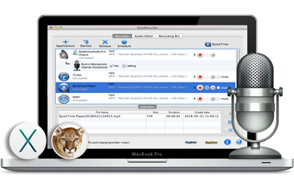 iEasyRecorder for Mac Coupon code 20% OFF 2015