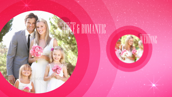 How to create a romantic love story slideshow for Valentine