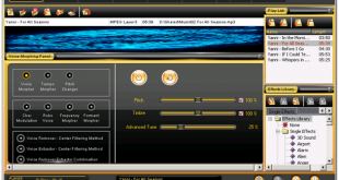 Music Morpher Gold screenshot