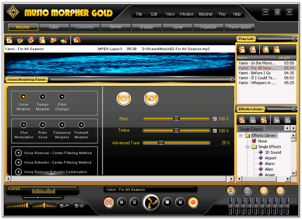 AV Music Morpher Gold – Download & Activation code