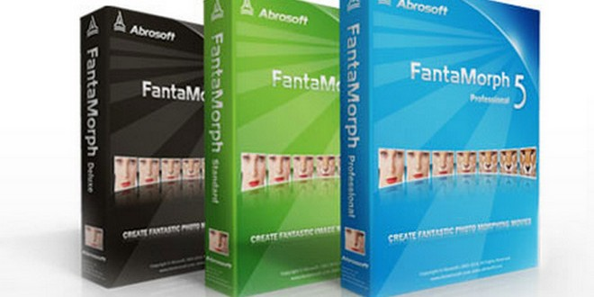 3 editions - FantaMorph