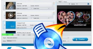Create Blu-ray disc using Aiseesoft Blu-ray Creator