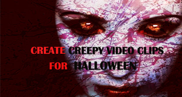 Create a surprising video for Halloween using Filmora