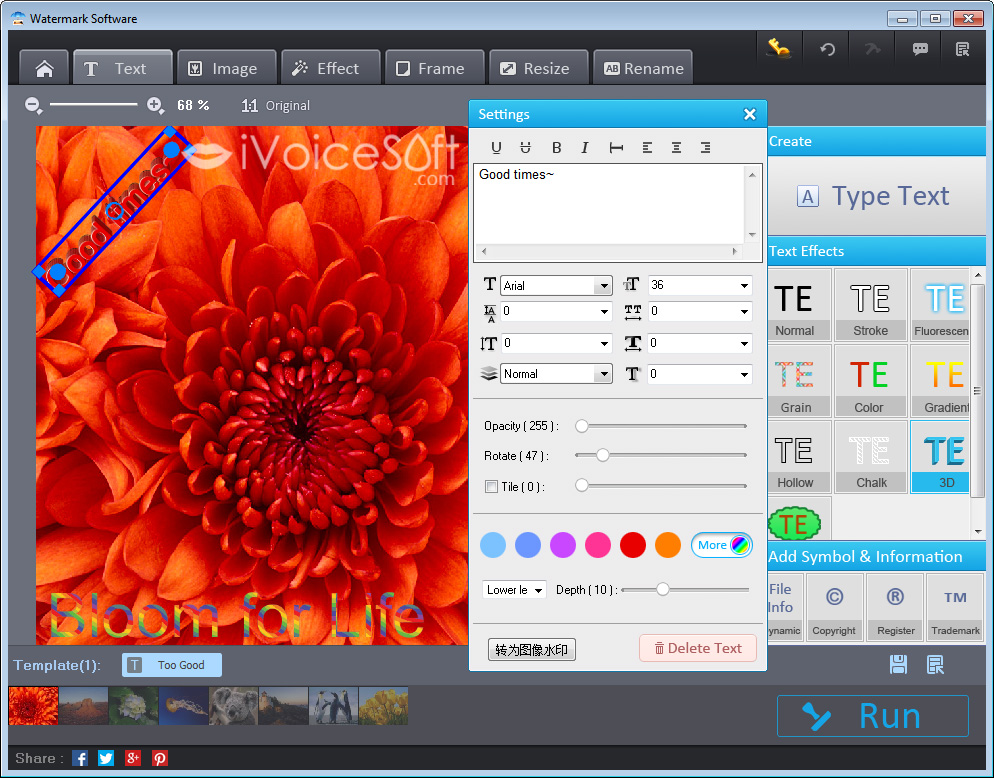 Text-in-Watermark-Software-V8