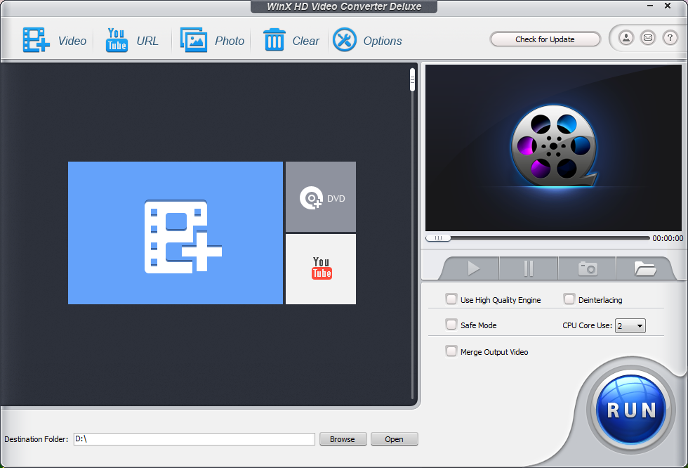 [Special Giveaway] Get License Code of WinX HD Video Converter Deluxe Till Dec 4th