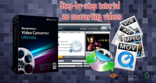 How to convert video using Wondershare Video Converter Ultimate