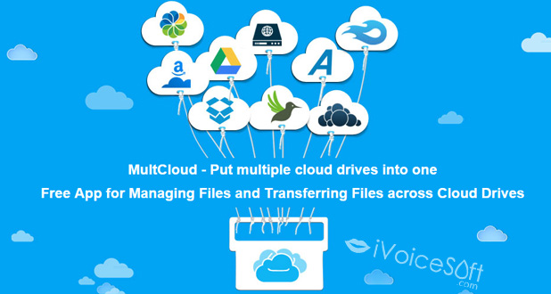 Combine All of Your Cloud Storage Services in One Interface with MultCloud 3.6