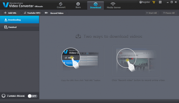 video download in one-click