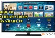 How to stream video on smart TV