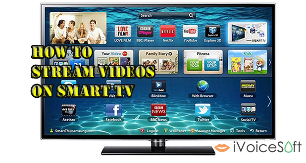 How to Stream Videos on PC to Smart TV