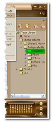 Enhance audio file quality AV music morpher gold