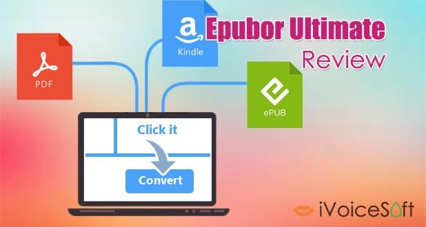 Epubor ultimate ebook converter review