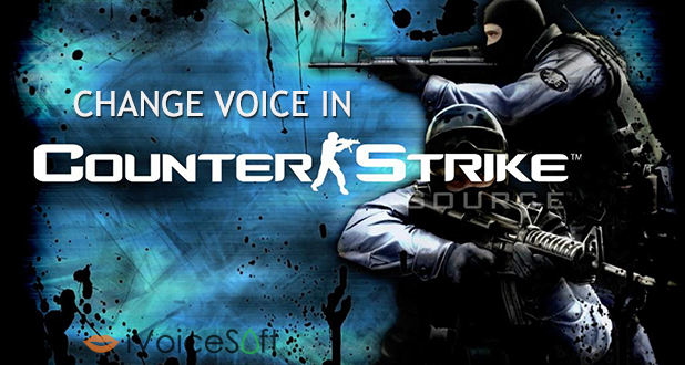 How to change voice while playing Counter Strike