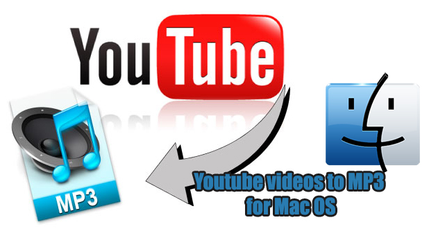 Convert Youtube videos to MP3 for Mac