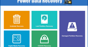 main-window-Minitool power recovery tool