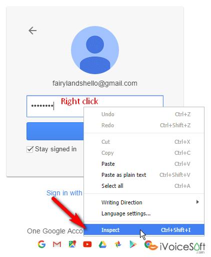 get-saved-password
