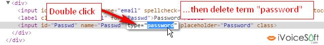 show-asterisk-password