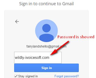 show-password