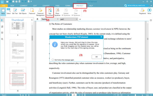 Create Your Own Digital Signature for PDF documents - iVoicesoft.com
