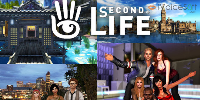 Change voice in Second life