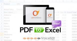 Cometdocs-PDF-to-EXCEL