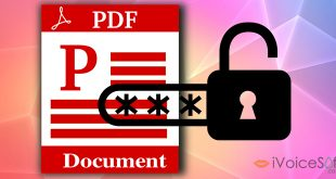 Create password to protect PDF