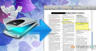 Make scanned PDF editable by using OCR