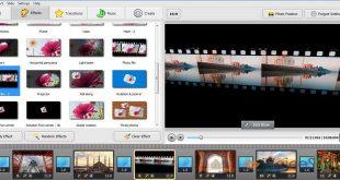 How to make a 3D slideshow