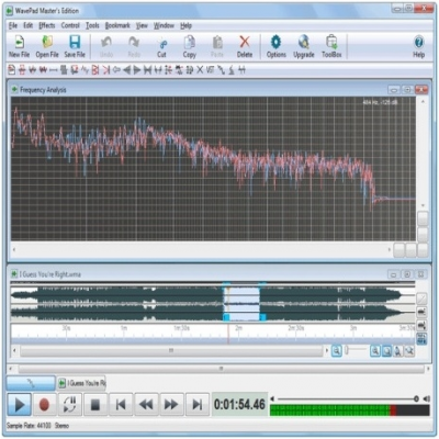Top 1 Voice Editing Software - WAVEPAD - EDITING WAVE