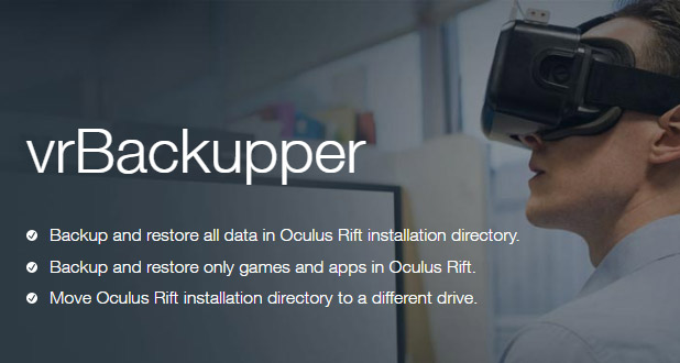 vrBackupper – A Oculus Backuper Review & Download