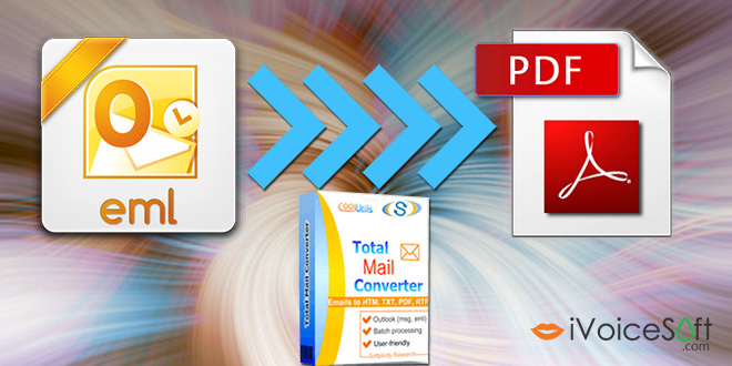 How to EML to PDF - Total Mail Converter