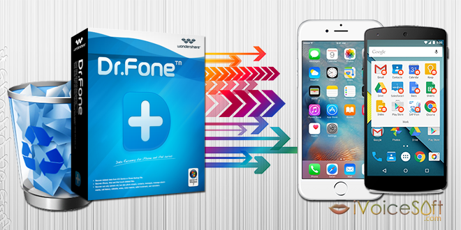 Dr. Fone Review - An Effective Data Recovery Solution for iOS and Android