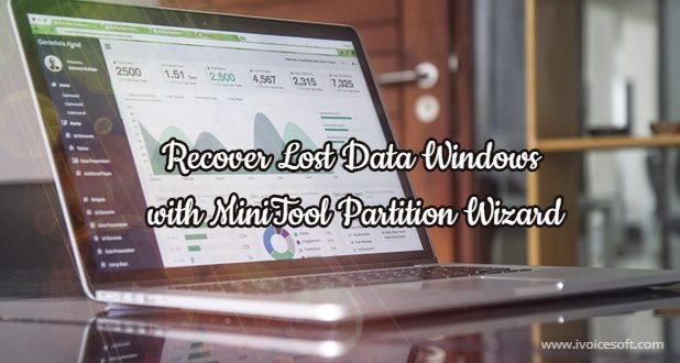 How to Recover Lost Data Windows 10/8/7 with MiniTool