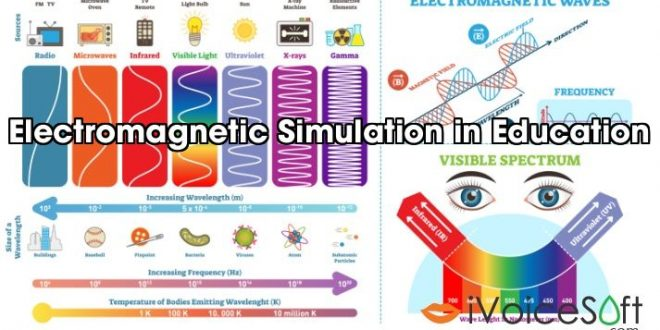 Electromagnetic Simulation in Education