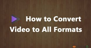 How to Convert Video to All Formats - Wondershare UniConverter User Guide