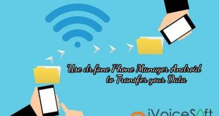 Use dr.fone Phone Manager Android                                     to Transfer your Data