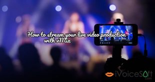 How to stream your live video production             with vMix