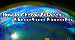 How to Choose Between          Filmora9 and FilmoraPro
