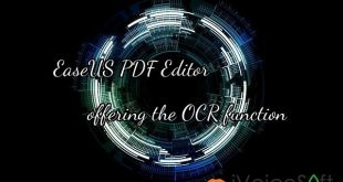 EaseUS PDF Editor         offering the OCR function